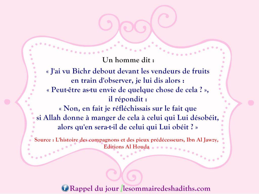 Ibn Al-Jawzi - Sagesse de bichr