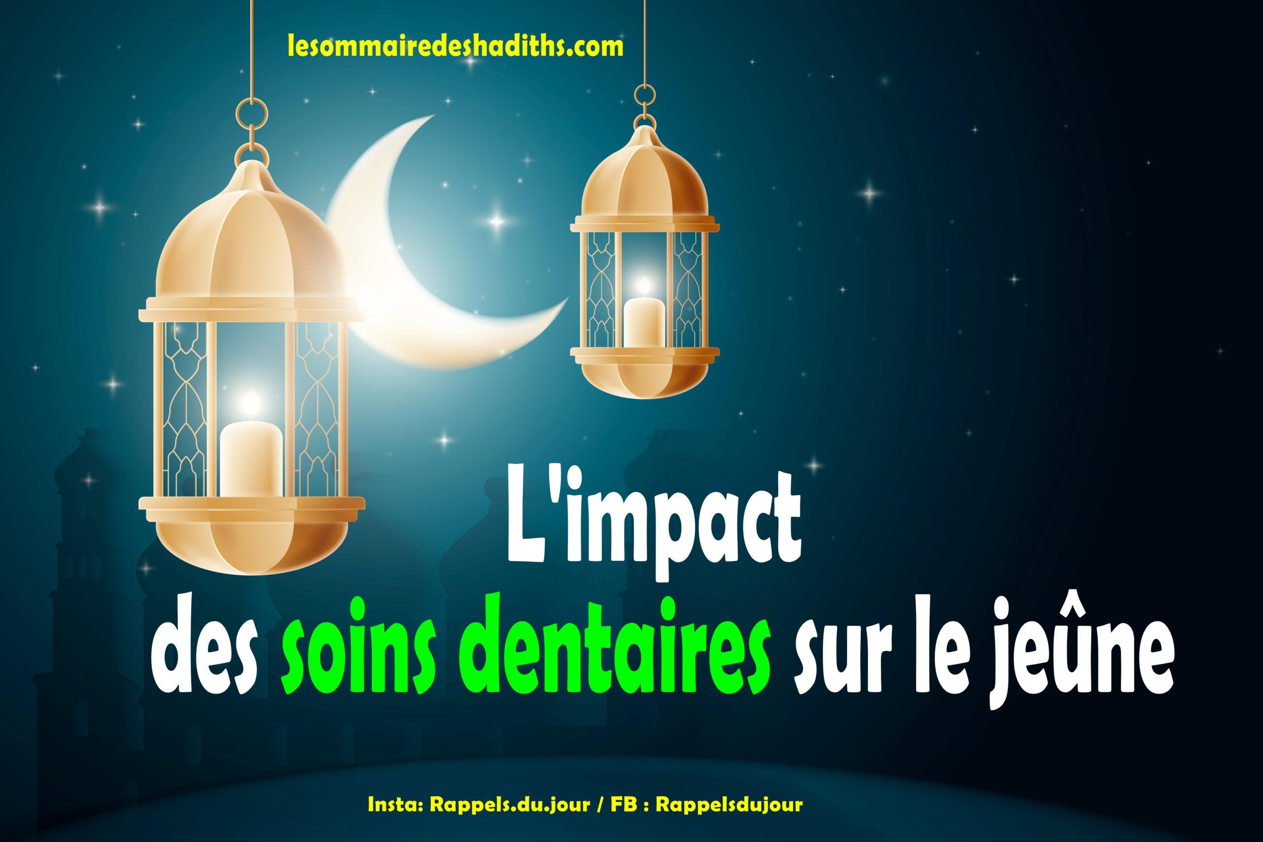 L'impact des soins dentaires